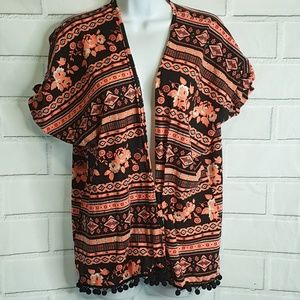 Charlotte Russe túnica size S (C)